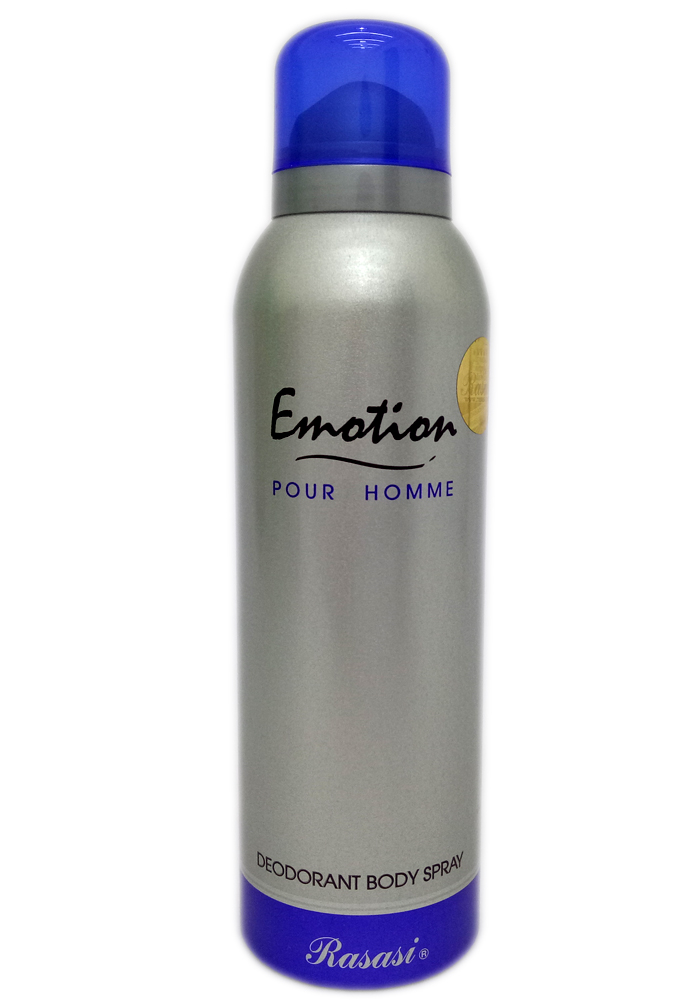 Rasasi Emotion Deodorant For Men (200ML)