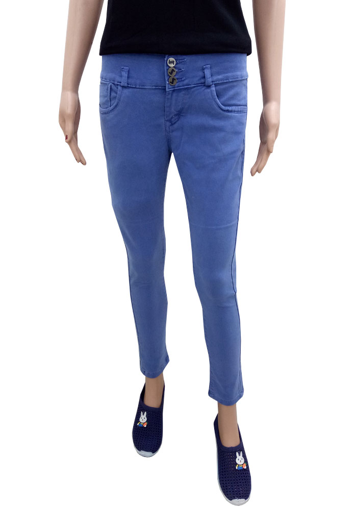 Try Up Cigarette Jeans For Women