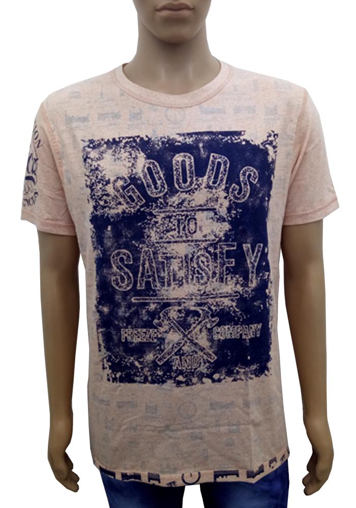 All Rugged Reversible T-Shirt For Men