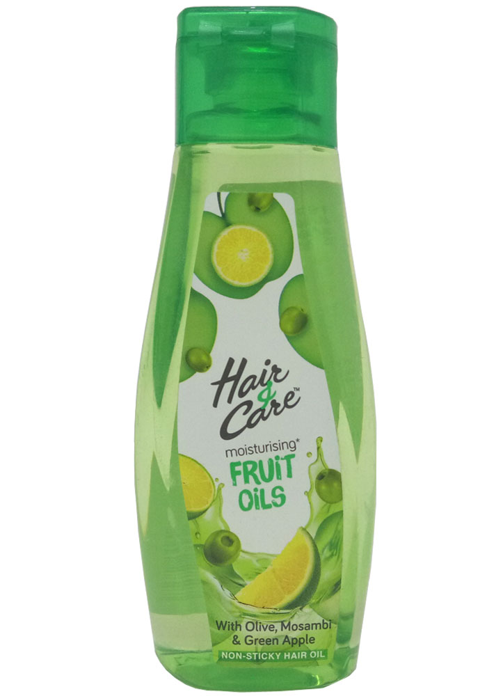 Hair & Care Moisturising Fruit Hair Oil (100ml)