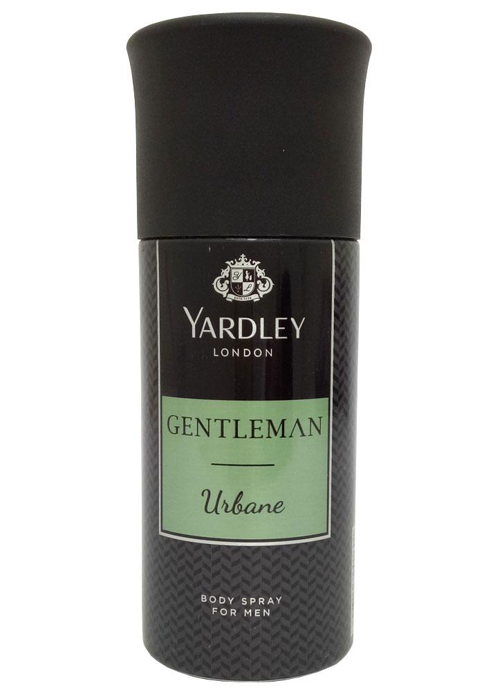 Yardley Gentleman Urbane Deodorant For Men (150ML)