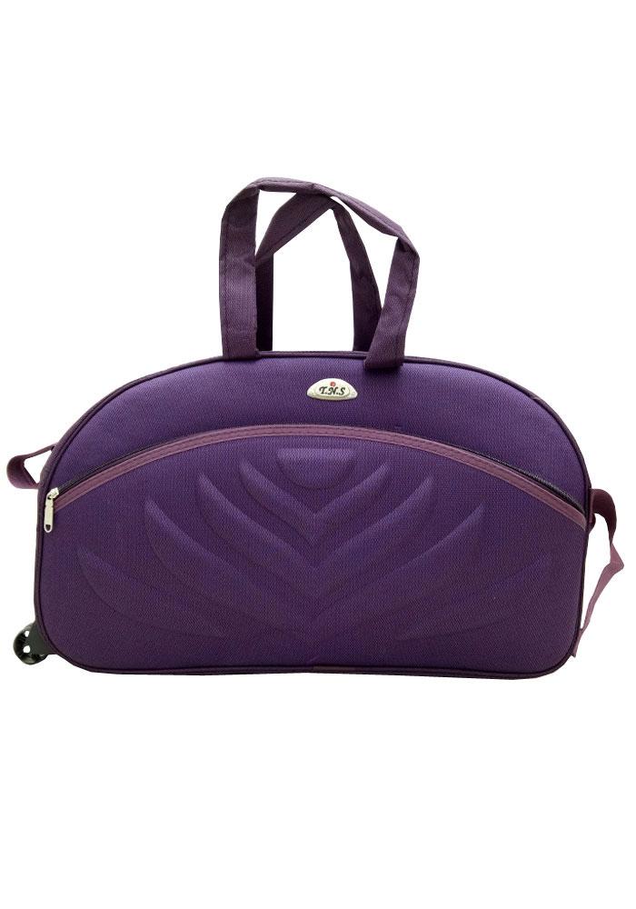 TNS Duffel Trolley Bag
