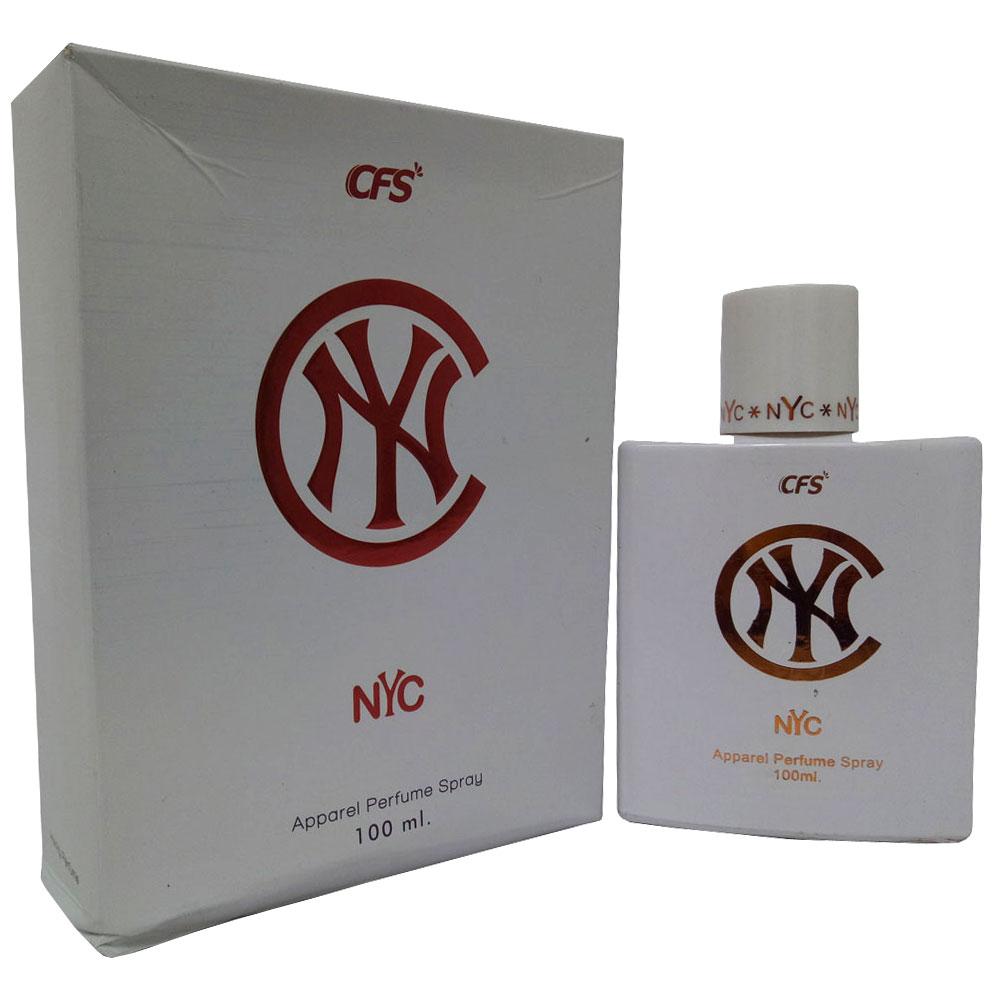CFS Nyc Apparel Perfume Spray For Men (100ML)