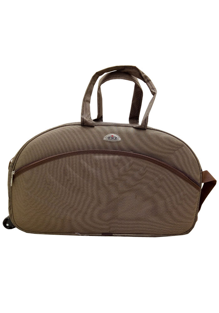 TNS Duffel Trolley Bag