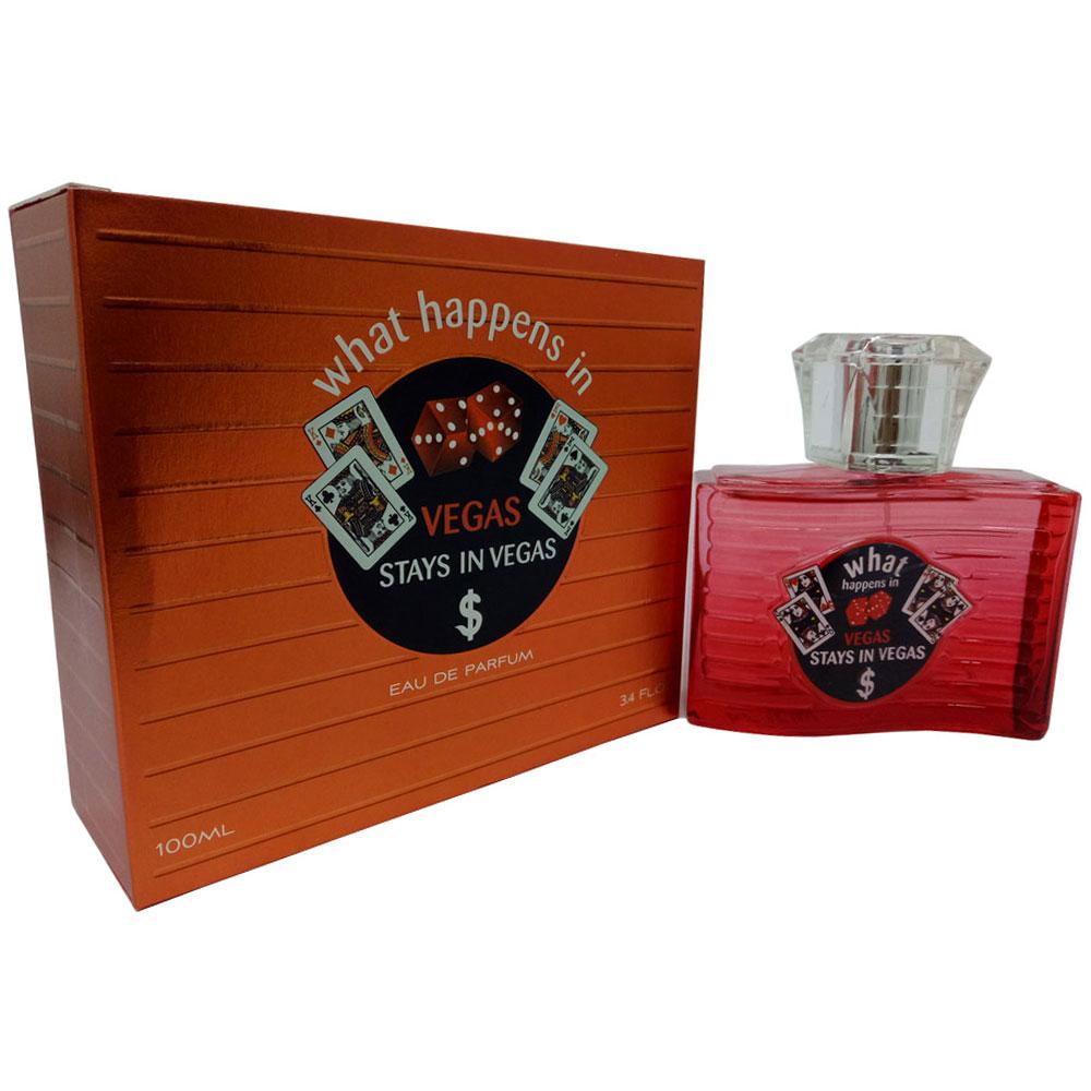 Vegas Stays In Vegas Eau De Parfum For Women  (100 ML)