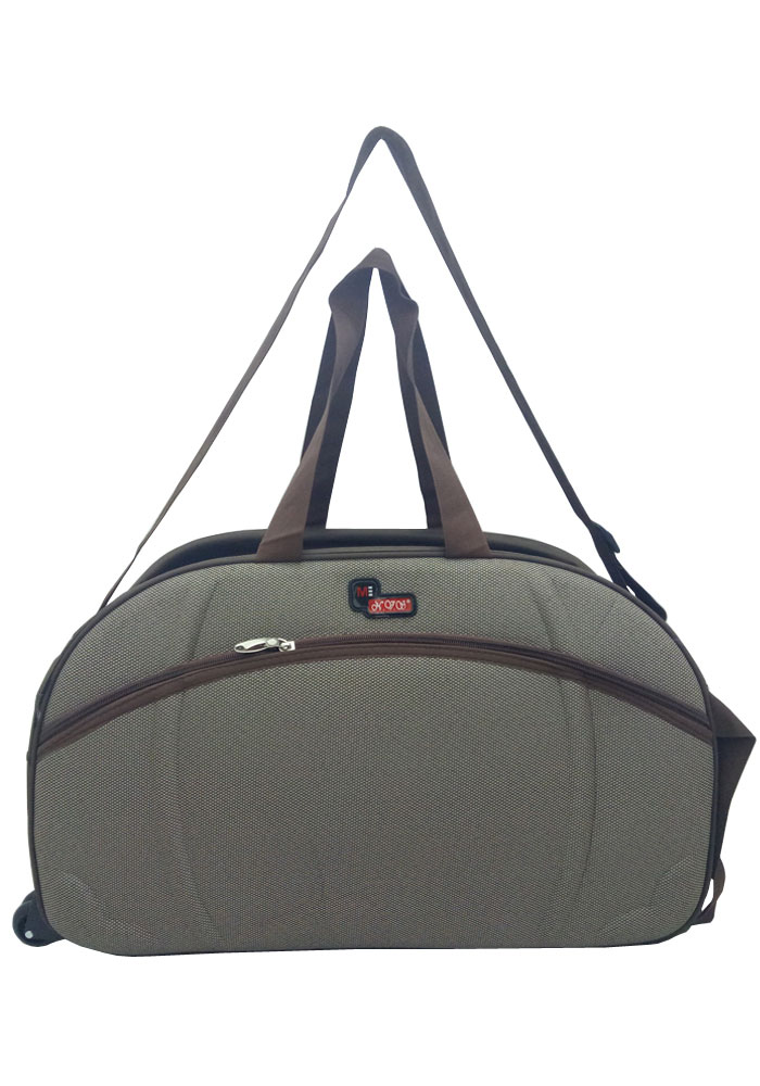 Nvs 52 cms Duffel Trolley Bag