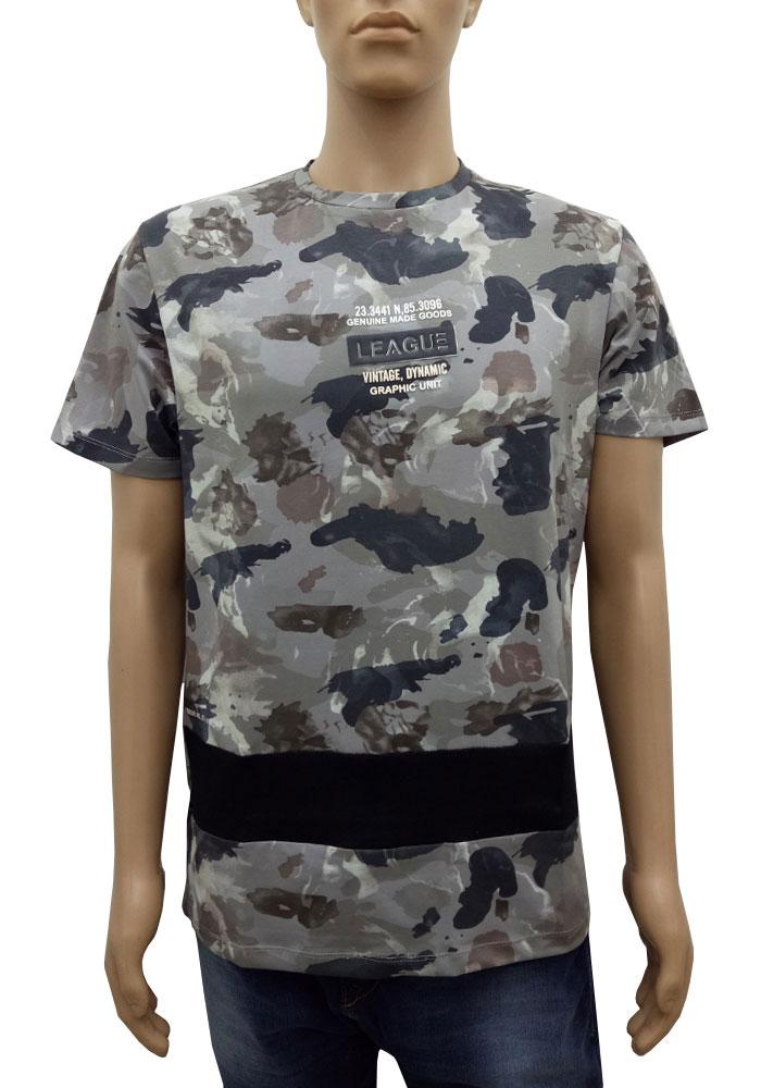 Exes Jeans T-Shirt For Men