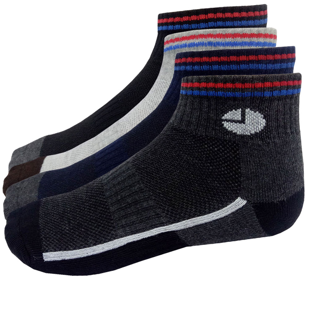 New Sky Socks For Men (Pack Of 4)