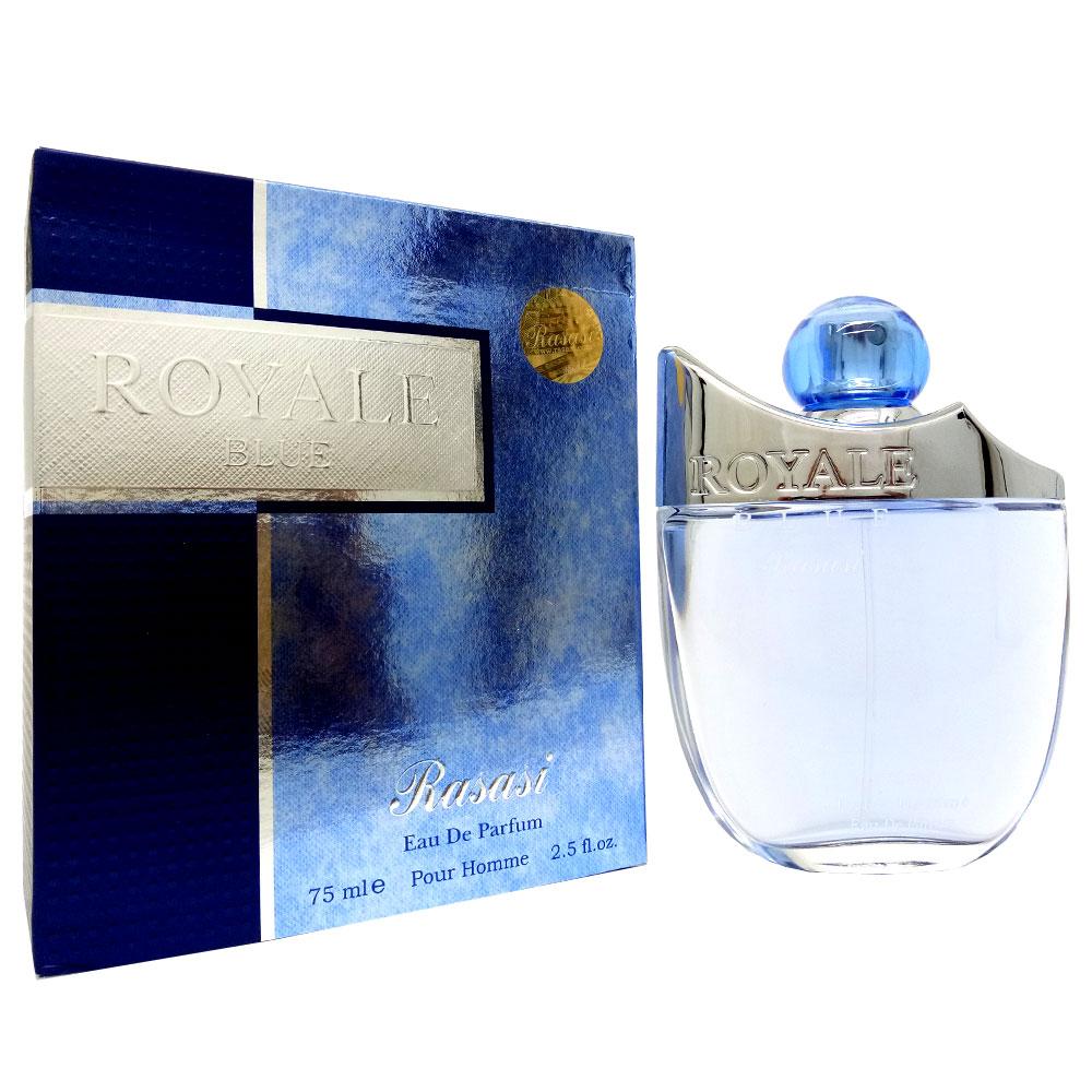 Rasasi Royale Blue Eau De Perfume For Men (75ML)