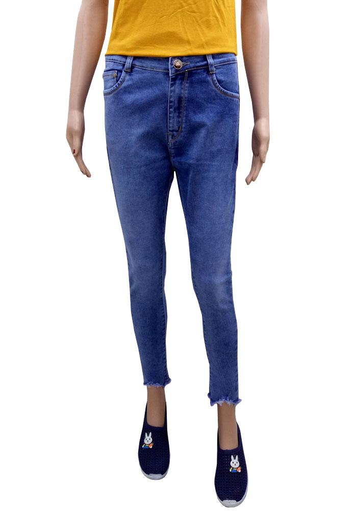 Royal 100 Cigarette Jeans For Women