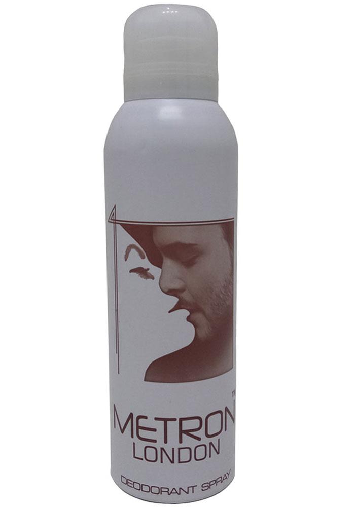 Metron London Deodorant Spray For Men & Women (200ML)