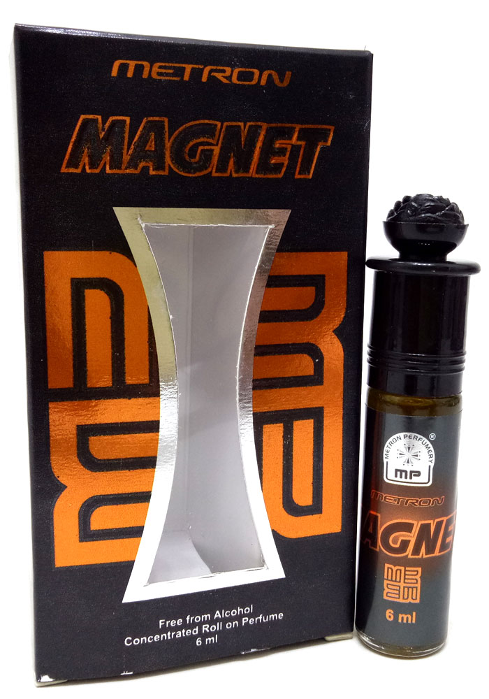 Metron Magnet Attar For Men (6ML)