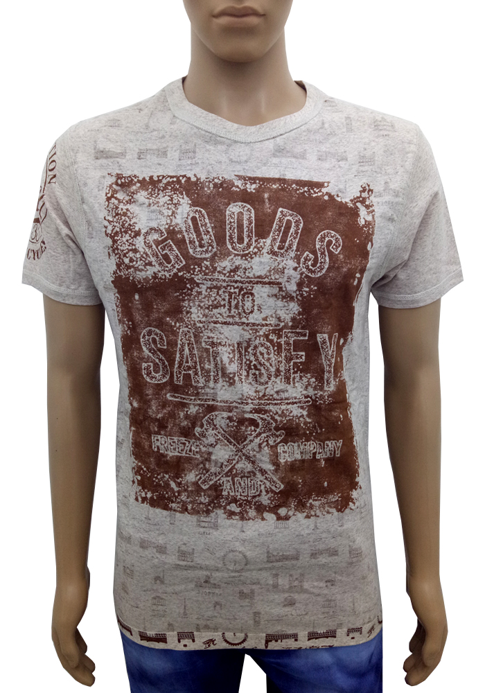All Rugged Reversible T-Shirt For Men