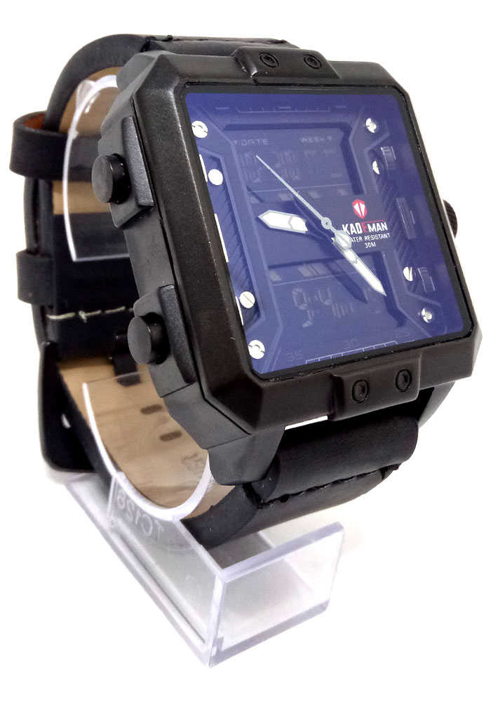 Kademan Analog-Digital Watches For Men