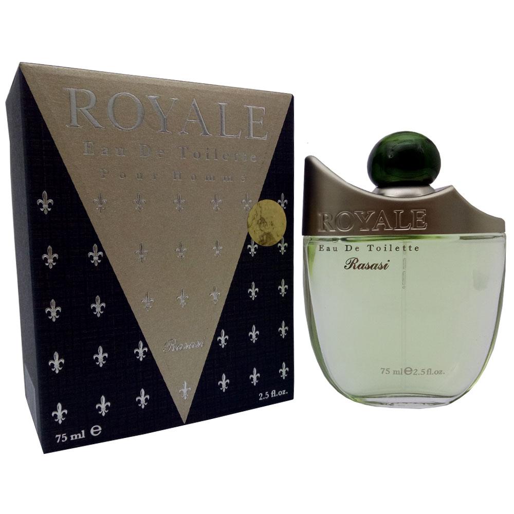 Rasasi Royale Pour Homme Eau De Toilette Perfume For Men (75ML)